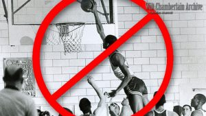Read more about the article The NCAA once Banned What Basketball Move?
