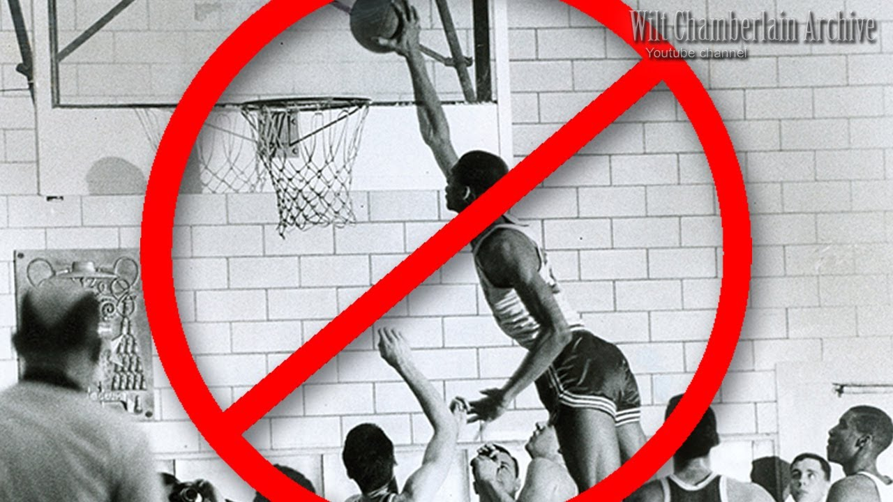 You are currently viewing The NCAA once Banned What Basketball Move?