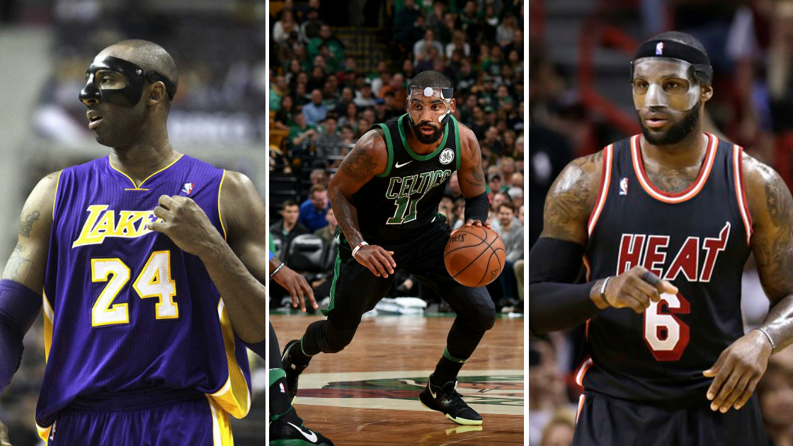 You are currently viewing Why do Basketball Players Wear Masks?