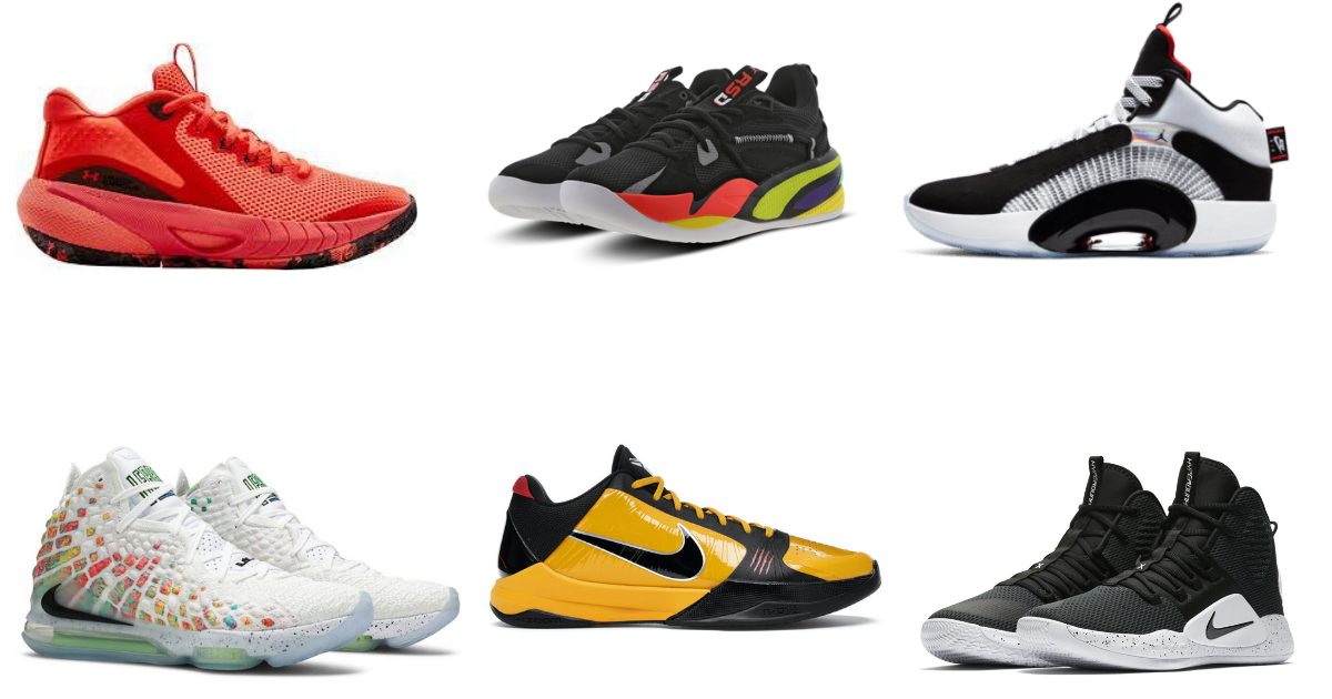 You are currently viewing Best Womens Basketball Shoes 2021